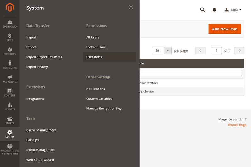 Magento 2 API / Web Services – Qapla' Help